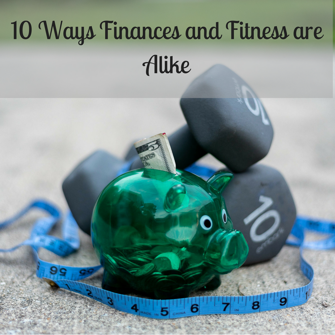 finances, fitness
