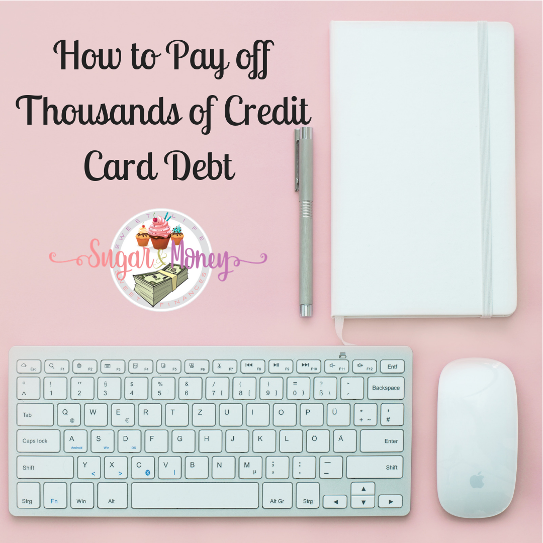 pay off credit card debt