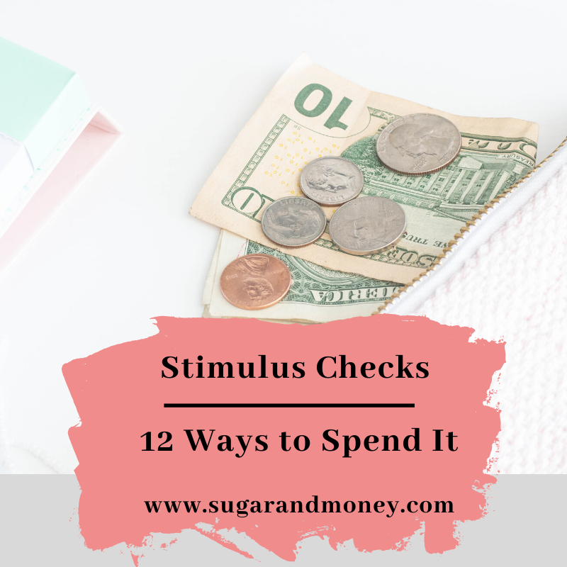 Blog Graphic for Stimulus Checks post